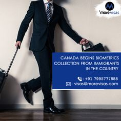 Canada Immigration has increased its biometrics collection program to incorporate immigration applicants who are submitting applications from within Canada.