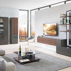 Wohnzimmer, Couchtisch Flat Screen, Chic, Minimalist, Living Room, Blood Plasma, Shabby Chic, Elegant, Flatscreen, Dish Display