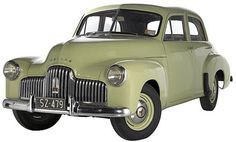 Iconic car Holden FX