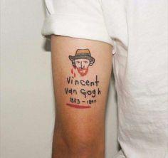 #tattoo #van_gogh