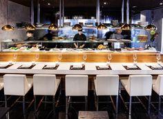 20 Ideas De Sushi Restaurantes De Sushi Restaurantes Disenos De Unas