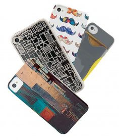 A cool dad needs an equally hip phone case, after all.   Holiday Gifts for Guys - Parenting.com