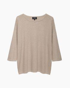 A.P.C. oversized sailor shirt on shopstyle.com