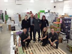 The Majestic Dorking store opening team
