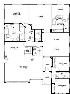 5318 Dauphin Dr, Belton, TX 76513 - Zillow | Home Plans | Pinterest ...