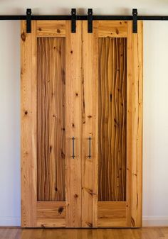 1000 images about wine country reno on pinterest for Double hung sliding barn doors