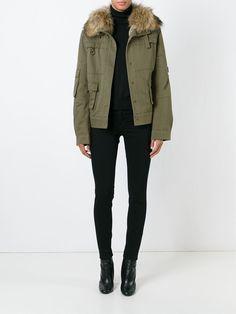 #yvessalomon #jacket #furs #parka #women #style #fashion www.jofre.eu