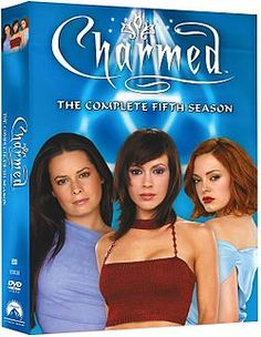 Alyssa Milano, Rose McGowan, and Holly Marie Combs in Charmed Serie Charmed, Charmed Tv Show, Detroit, Sims 4, Emmanuelle Vaugier, Julian Mcmahon, Holly Marie Combs, The Wb, Rose Mcgowan