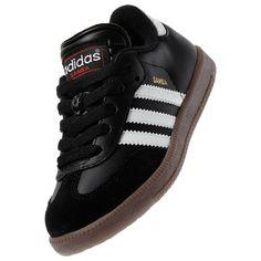 8be5da459 adidas Youth Samba Classic Junior Indoor Cleats