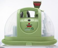 Going to have to buy one of these....Bissell Little Green Machine | Walmart.ca...unless someone has one i can borrow?