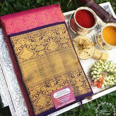 Pattu Sarees Wedding, Silk Sarees, Beautiful Saree, Beautiful Dresses, Bridal Sarees South Indian, Saree Trends, Sari Dress, Kanchipuram Saree, Saree Blouse Designs