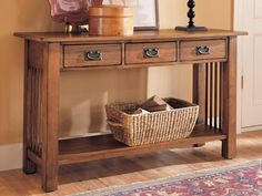 MISSION SPINDLE SOFA TABLE | School Stuff | Pinterest | Sofa Tables,  Craftsman And Craftsman Style