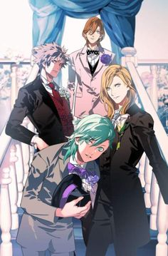 Quartet Night <3
