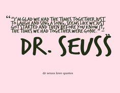 dr seuss love quotes weird