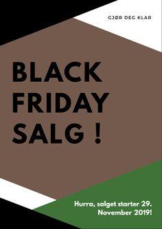 Sett av 29. November i kalenderen din for å ikke gå glipp av vårt størst Black Friday salg!   Enten om du er på utkikk etter julegaver til dine kjære eller til deg selv.   Dra gjerne innom vår nettside allerede nå for å få en oversikt over varene vårene.   Vi gleder oss like mye som dere🎉 #paracord #550paracord #paracord4life #paracordno #friluftsliv #blackfriday #blackfridaysale #blackfridaysales #blackfriday2019 550 Paracord, Black Friday, Calm, Calendar