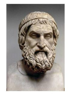 Best Beards in History - Sophocles Beard Statue - Esquire Ancient Greek Sculpture, Greek Statues, Ancient Art, Angel Statues, Roman Sculpture, Sculpture Art, Sculpture Romaine, Ancient Greek Architecture, Gothic Architecture