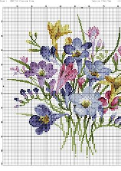 ru / Фото - 186 - kento - My site Butterfly Cross Stitch, Just Cross Stitch, Cross Stitch Rose, Cross Stitch Flowers, Cross Stitching, Cross Stitch Embroidery, Embroidery Patterns, Cross Stitch Patterns, Cross Stitch Pictures