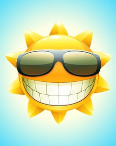 Happiness is...knowing that the sun is shining and grinning on you. Here's 25 Smile Quotes That Will Make Your Day :)