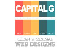 90+ Clean and Minimal Web Designs for Design Inspiration