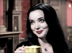 "The Addams Family Carolyn Jones as ""Morticia Addams"" The Addams Family 1964, Adams Family, Family Tv, Family Photos, Family Values, Family Images, Morticia Addams, Gomez And Morticia, Carolyn Jones"