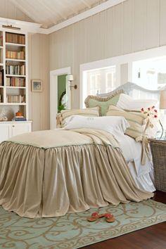 Nice bedding - Soft Surroundings
