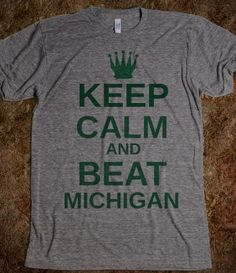 The Beat Michigan (Spartan Version)