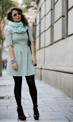 European Fashion:  # Zara in Dresses 1  # Zara in Scarves / Echarpes 2  # Zara in Heels / Wedges