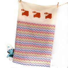 Cosy Autumnal Coloured baby blankets from www.wearescamp.co.uk