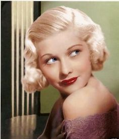 Lucille Ball, as many have not seen her.  She was a beautiful woman, right up to the end.  She wasn't afraid to laugh at herself.