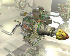 Autodesk Inventor model and render