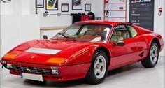 1976 Ferrari 512 - BBi Ferrari Classiche Certified