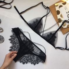 """562 Likes, 10 Comments - Stella Vitu (@stelavitsu_thelabel) on Instagram: """"LUNA set on the way to its new home order yours in my shop! Link in bio #stelavitsulingerie…"""""""