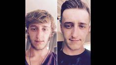 Идите к парикмахеру - прическа может преобразить мужчину!