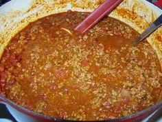 The B-E-S-T LC Chili Recipe! - Low Carb Friends