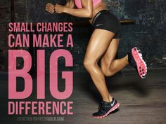 When you have to make small changes to a fitness workouts? Good Motivation, Fitness Motivation, Fitness Workouts, Best Weight Loss, Weight Loss Tips, Lose Weight, Fitness Inspiration, Body Inspiration, Favim