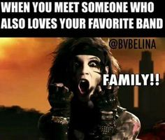 coment if you are part of my family (BVB ARMY) ♥