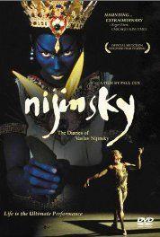 Nijinsky: The Diaries of Vaslav Nijinsky (2001) Poster