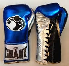 Grant is one of the oldest and most respected glove makers. Now only available through their facebook page. They are used by Money Mayweather and other greats.
