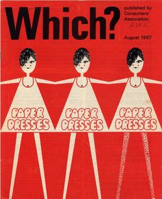 Which? Magazine covers