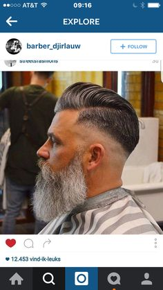Really Stylish Haircuts Faded Wirklich stilvolle Frisuren verblasst - Beard Haircut, Fade Haircut, Barber Haircuts, Haircuts For Men, Barber Haircut Styles, Mid Skin Fade, Low Fade, Hair And Beard Styles, Hair Styles
