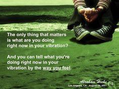 #abrahamhicks #vibrations #feel