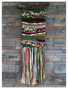 Weaving Textiles, Weaving Art, Weaving Patterns, Tapestry Weaving, Loom Weaving, Hand Weaving, Weaving Wall Hanging, Tapestry Wall Hanging, Wall Hangings