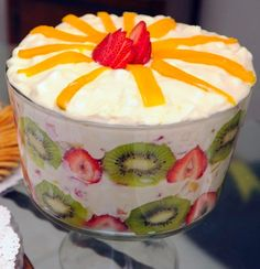 triffle cake