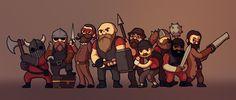Dwarf Fortress 2 by irmirx