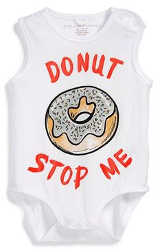 Stella McCartney 'Donut Stop Me'