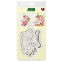 Die detailreiche #Silikonform von Katy Sue hilft dir dabei, immer gleichmässige Ergebnisse zu machen. Ideal für deine #Einhorntorte. Crinkle Cookies, Minions, Unicorn Head, Unicorn Cake Topper, Social Platform, Cupcakes, Cake Toppers, Little Girls, Pony