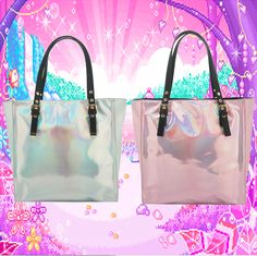 Holographic tote