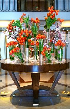 Spring has arrived at @Beverly Wilshire (A Four Seasons Hotel)!