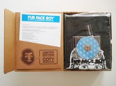 Fur Face Boy Custom Press Packet