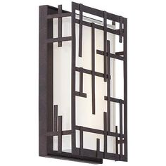 Led Outdoor Wall Lights, Bungalow House Design, Dimmable Led Lights, Grill Design, Grills, Bronze Finish, Diffuser, Lamps, Sweet Home